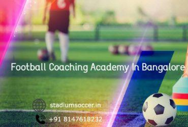 Best football training academy in Bangalore – Stadium soccer