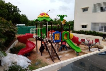 MANUFACTURE OF PLAYGROUND EQUIPMENTS AND OUTDOOR GYM EQUIPMENTS