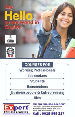 Expert English Academy's Spoken English Classes