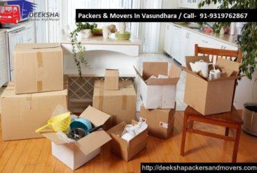 Best Packers & Movers In Vasundhara