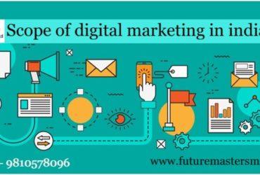 Future Scope of Digital Marketing in India in 2020