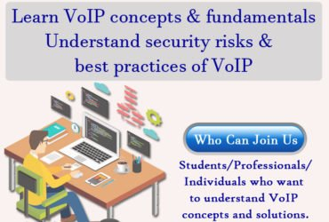 VKC Provides VoIP Software Development's Training for Students and Professionals.