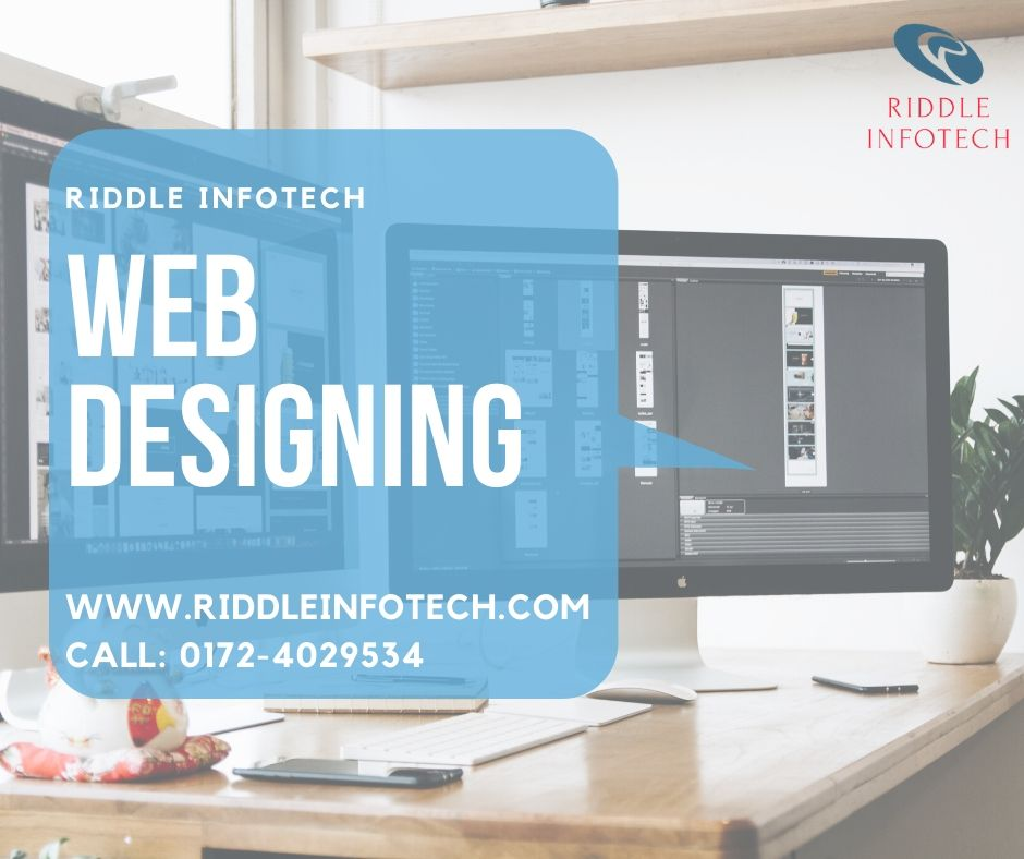 Top Web Designing Company in Mohali