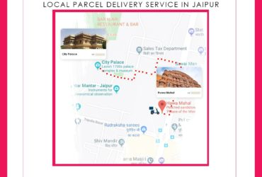 Zeedo App – Online Local Courier Delivery Service Company in Jaipur