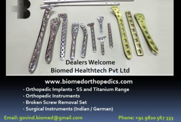 Biomed Orthopedic Implants Company India