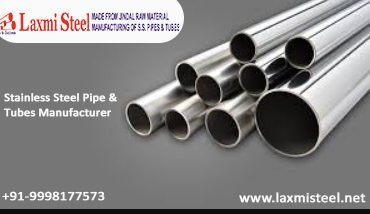 Stainless Steel Pipes & Tubes Manufacturer in Ahmedabad | Laxmi Steel