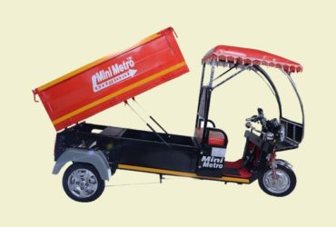 One of th best Electric Rickshaw Manufacturers