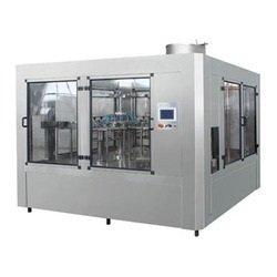 Automatic Glass Bottling Machine