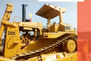 Caterpillar Bull Dozer D9N for rent