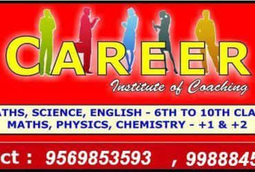 9th & 10th Science and Maths, +1 & +2 Chemistry