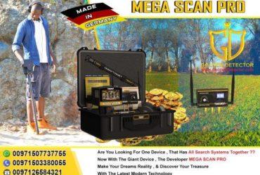 Mega Scan Pro 3 system