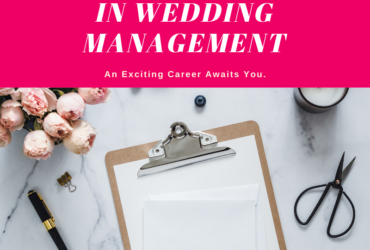 Wedding Management Course in Bangalore India