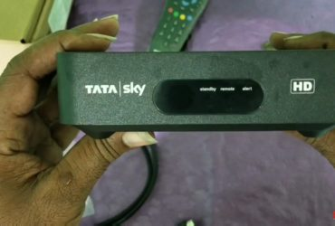 TATA SKY HD CONNECTION Rs.1750