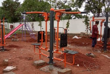 MANUFACTURES OF PLAYGROUND EQUIPMENTS AND OUTDOOR GYM EQUIPMENTS