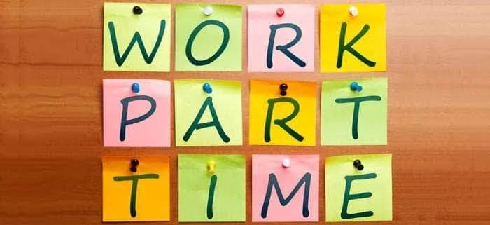 part time work without any investment