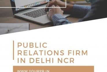 Public Relations Firm in Delhi NCR