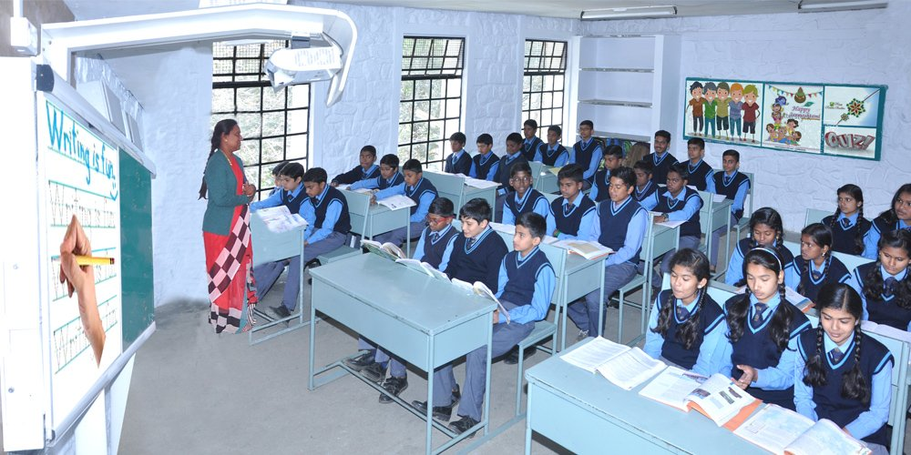 Top CBSE School in South India