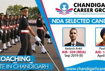 NDA Coaching in Chandigarh | Chandigarh Career Group