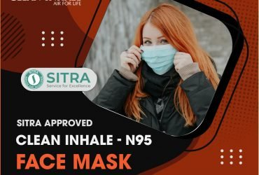 Drdo Approved N95 Facemask
