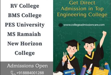 Get Direct Admission in RV College Of Engineering