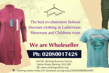 Wholesale Clothing UK