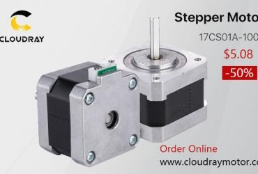 Nema 17 Stepper Motor 42 x 42mm, 2-Phase Stepper Motor