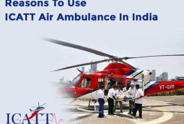Air ambulance Service in India