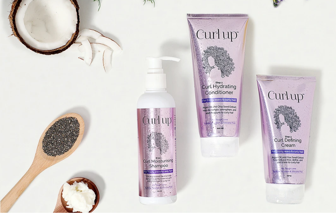 Branded CG Friendly Curly Hair Products Online in India  Letscurlup
