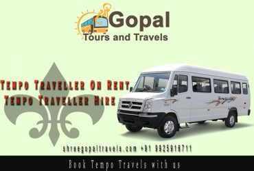11 & 14 Seater Tempo Traveller in Ahmedabad | Shree Gopal Tours & Travels