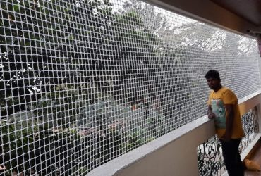 Balcony Safety Nets Bangalore Pigeon Netting