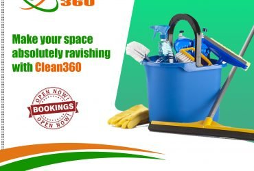 Clean 360 – the best cleaning solutions for all residential and commercial spaces around Tirupati City