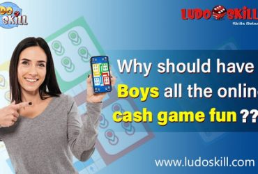 Why should boys have all the online cash game fun?