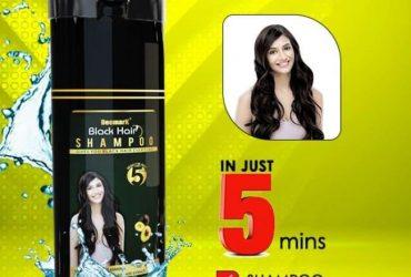 Buy Deemark Black Hair Color Shampoo, work in Just 5 mints | Teleone.in