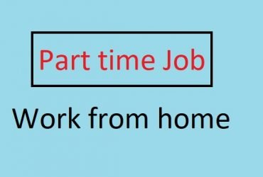 Work from home part time job