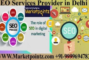 Best SEO Services Provider in Delhi / Marketpointz