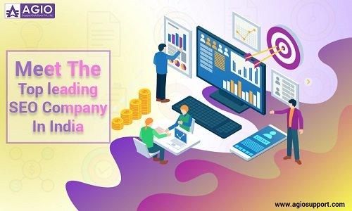 Agio Is A Top Leading Seo Company In India