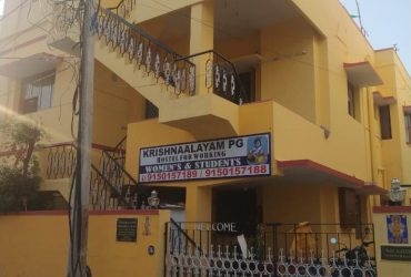Ladies hostel at lowest rental in velachery