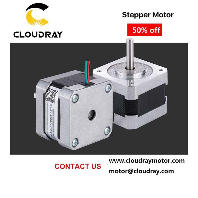 Nema 17 stepper motor for 3D printer