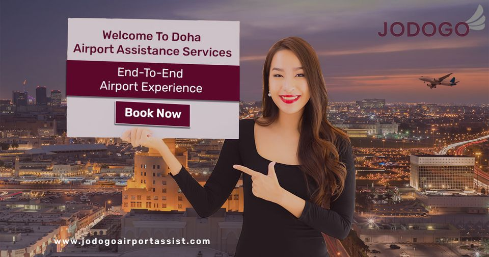 Airport Assistance Services – Meet and Greet Assistance