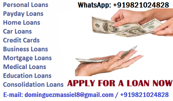 Possible LOAN offer contact us now.