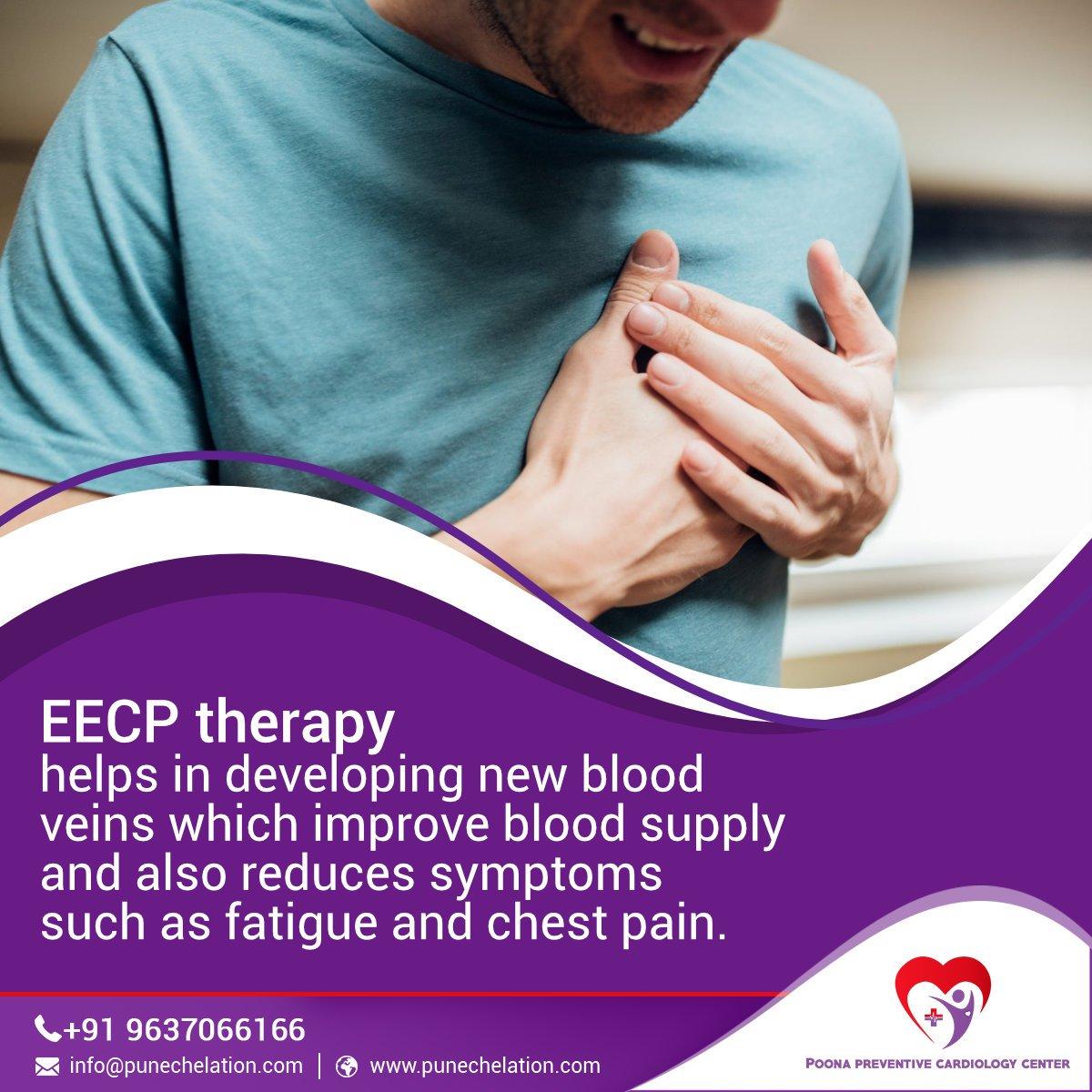 EECP treatment for heart treatment