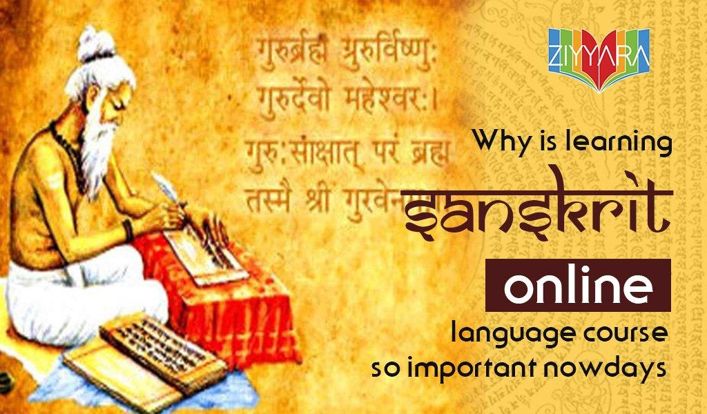 Learning Sanskrit online | Sanskrit online | Learn Online Sanskrit