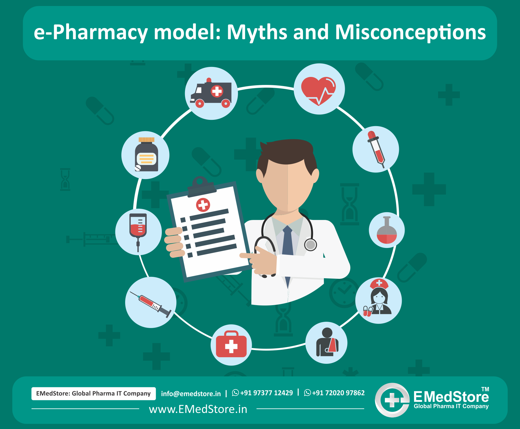 e-Pharmacy model: Myths and Misconceptions
