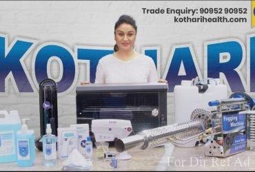 N95 Face Mask and Hand Sanitizer Online in Chennai | Kothari Health