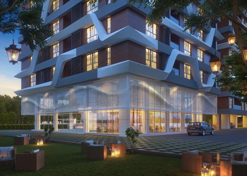 Apartment in Raipur – Magneto Signature Home 2