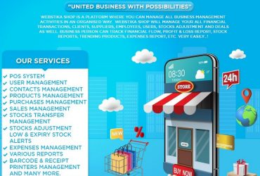 Private: United business with possibilities webstika