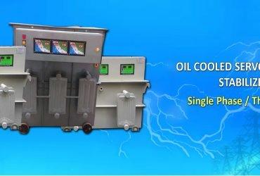 Best Quality Servo voltage Stabilizer – 30 kva, 20 KVA