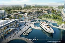 Bhutani Grandthum- A newly launched commercial project