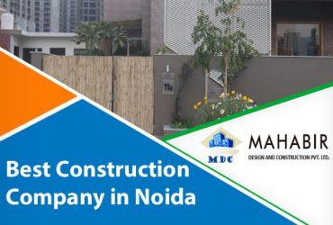construction company in delhi ncr