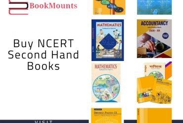 Buy NCERT second hand books